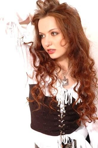 Claire Voyant - Time And The Maiden
